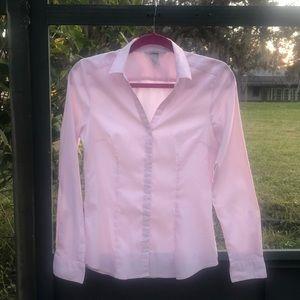 Woman's H&M button up dress shirt